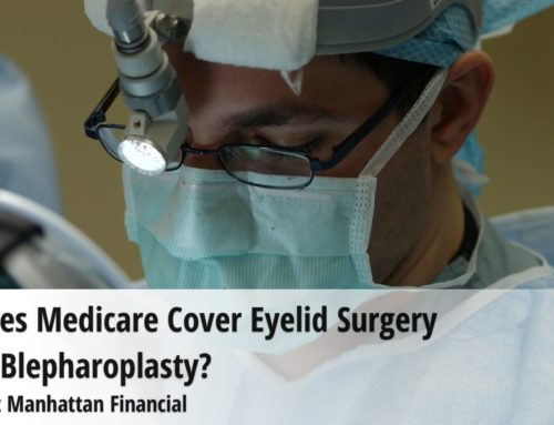 Does Medicare Cover Eyelid Surgery or Blepharoplasty?